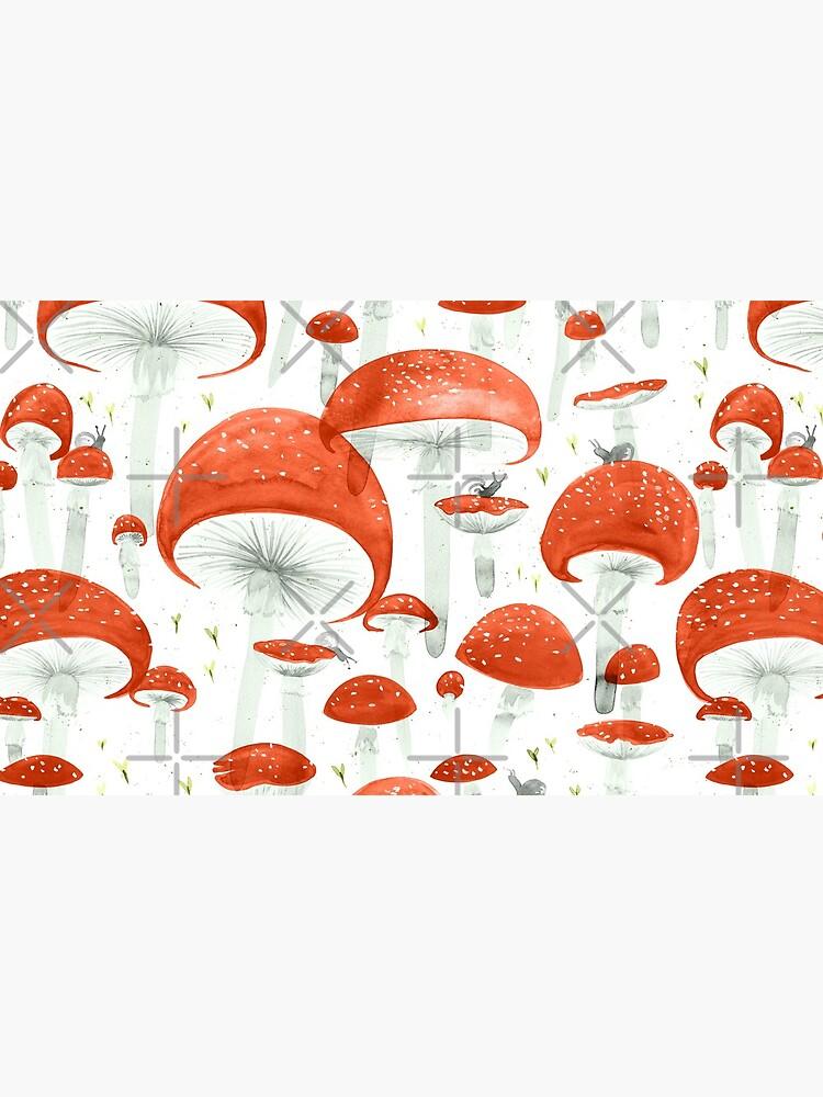 Mycelium Fruiting Bodies by Friztin by friztin