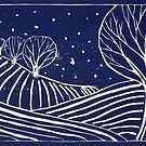 A Winter's Night by Ruth S Harris