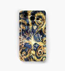 Exploding TARDIS Samsung Galaxy Case/Skin