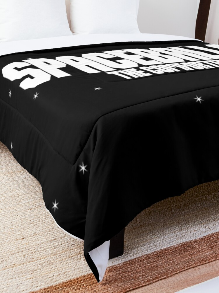 Alternate view of SPACEBALLS Comforter