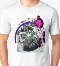 Turntable Ashtray (Miami Remix) Unisex T-Shirt
