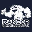 Rancor Obedience School by Optimapress
