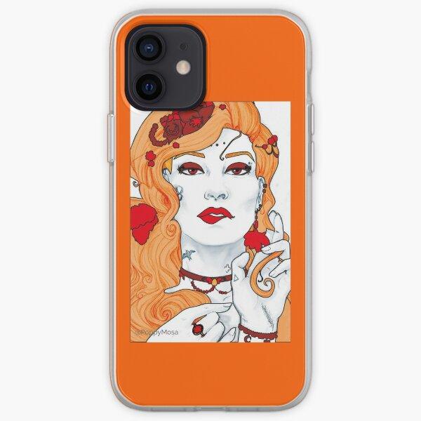 Patricia iPhone Soft Case