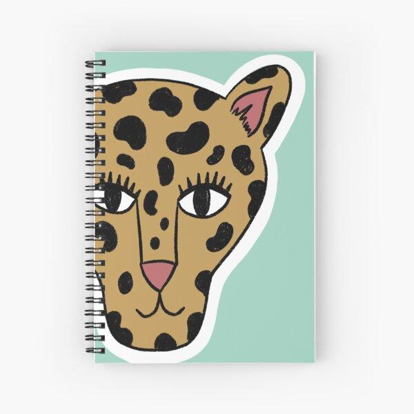 Cheetah Art Spiral Notebooks Redbubble