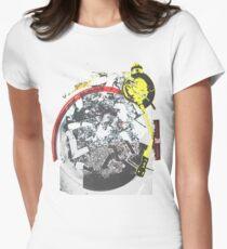 Turntable Ashtray (Semi-Transparent) T-Shirt