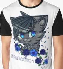 Cinderplet Warrior Cats Graphic T-Shirt