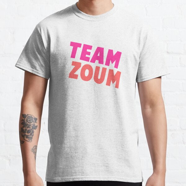 TeamZoum T-shirt classique