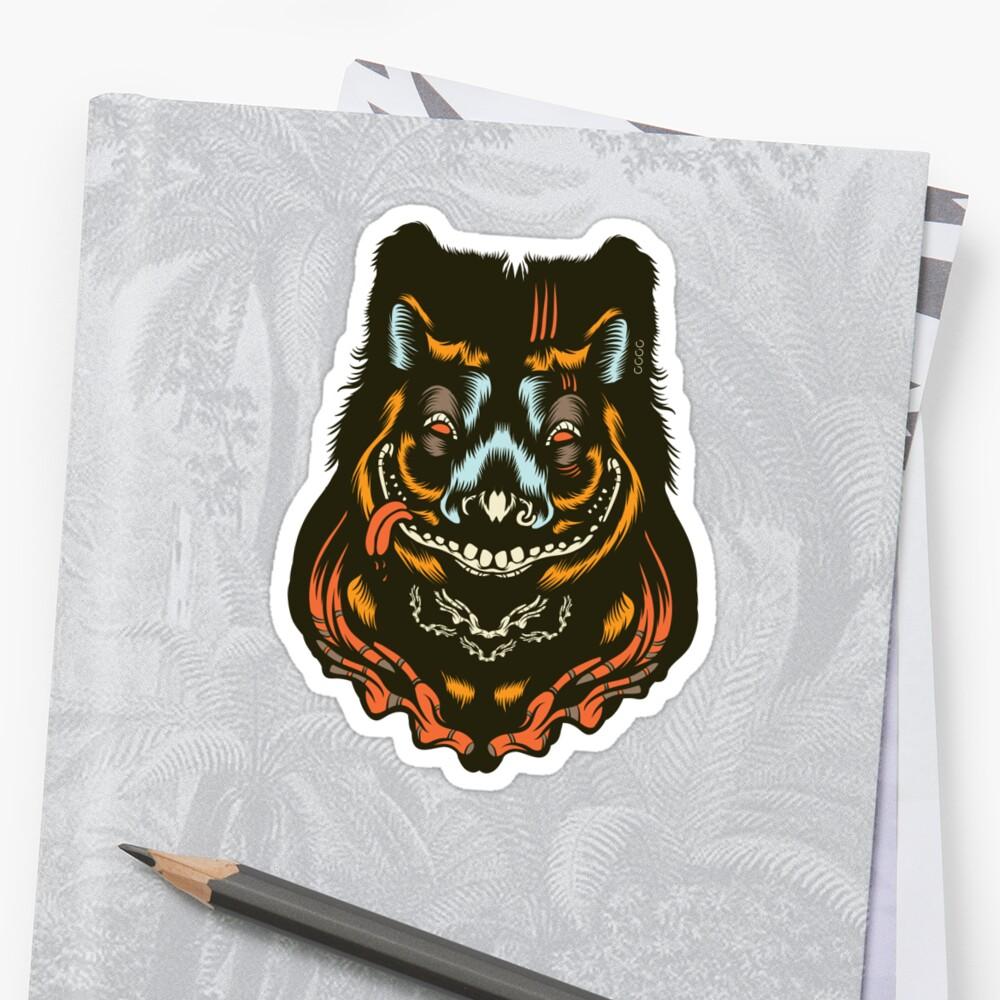 Ewok on the Wild Side by quakerninja