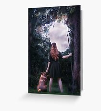 Where The Brave Shall Live Forever Greeting Card