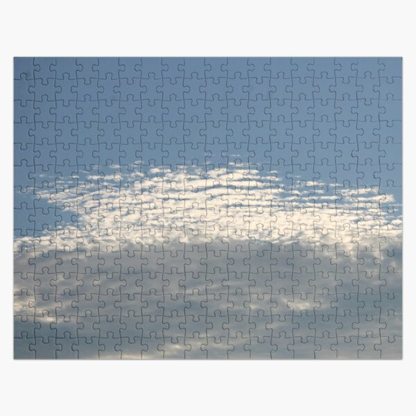 Clouds, Sky Jigsaw Puzzle