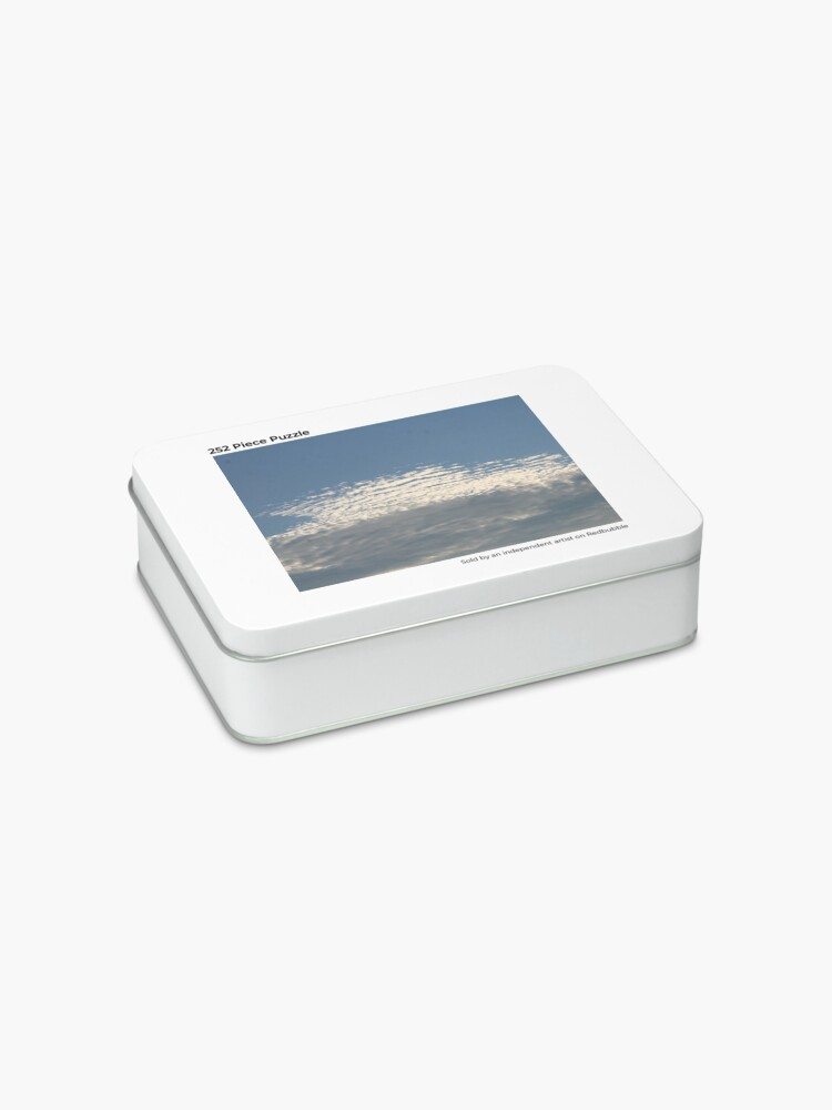 Alternate view of Clouds, Sky Jigsaw Puzzle
