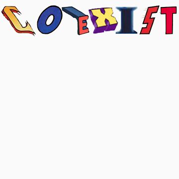 Coexist- DC by Rystall