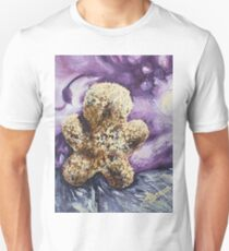 Furry Man (with nothing) Unisex T-Shirt