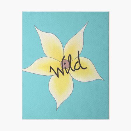 You Are My Sunshine Art Board Print