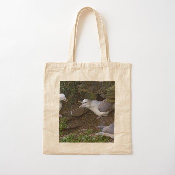 Fulmar Cotton Tote Bag