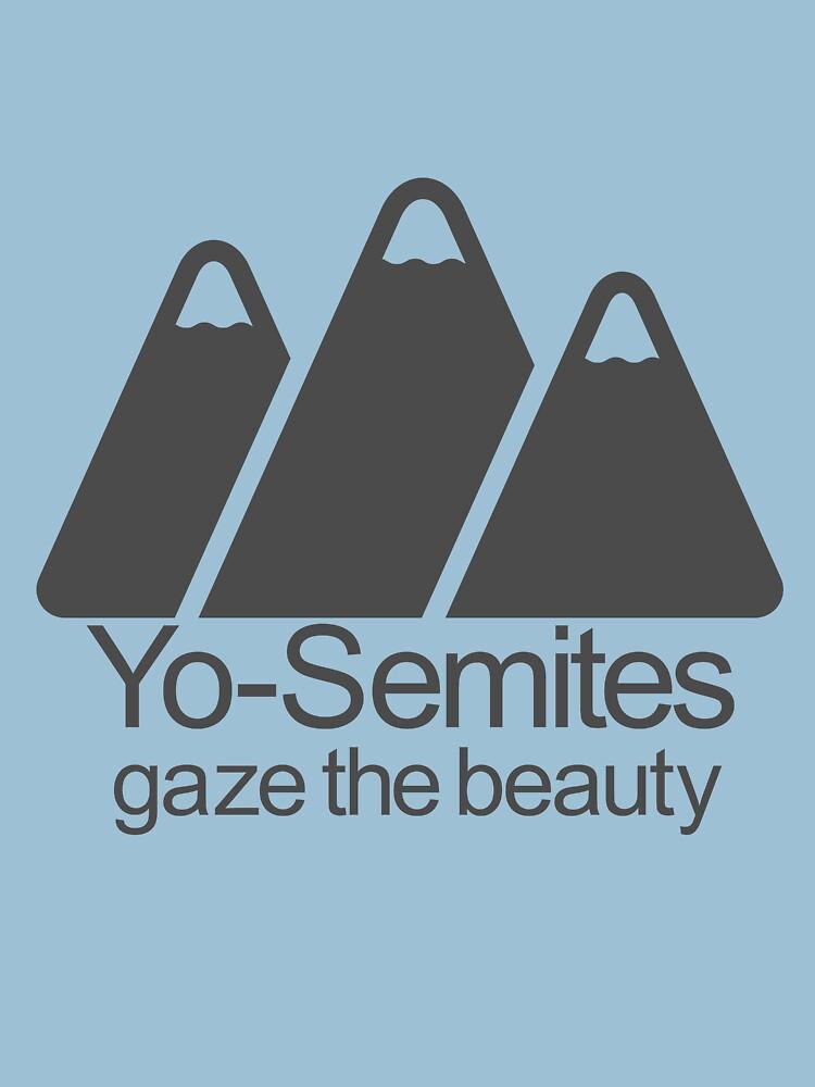 Yo Semites by bunkrcafe