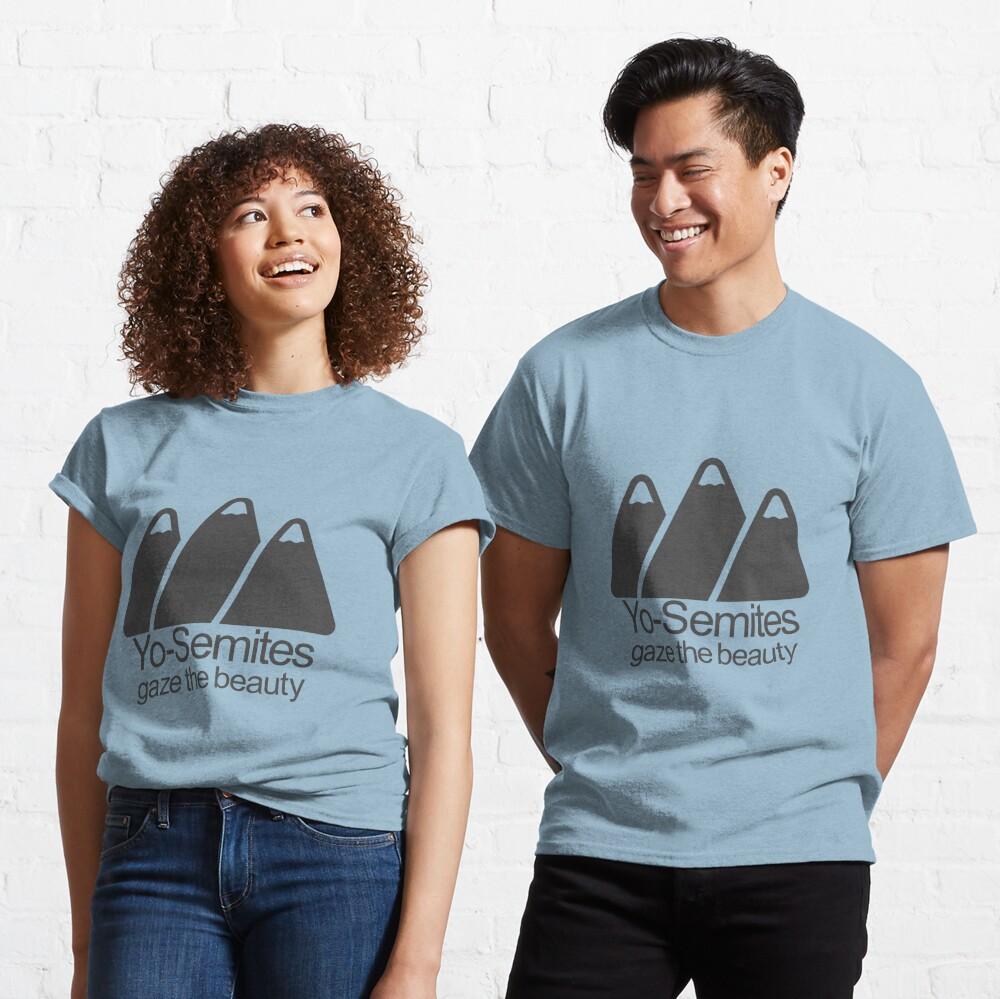 Yo Semites Classic T-Shirt