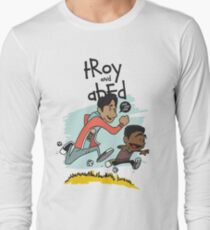 Troy + Abed Long Sleeve T-Shirt