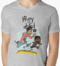 Troy + Abed Men's V-Neck T-Shirt