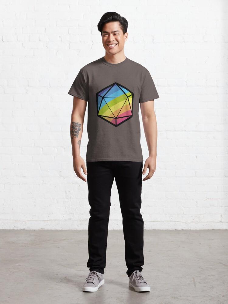 Alternative Ansicht von Inclusive RPG Gaming! Classic T-Shirt