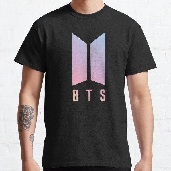 Bts T-shirts, BTS Bangtan Boys Group Members, BTS Group, Korean Music Group, Jungkook, Jimin, Suga, J-hope, V, Rap Monster, Taehyung, Rm, Jin T-shirt classique