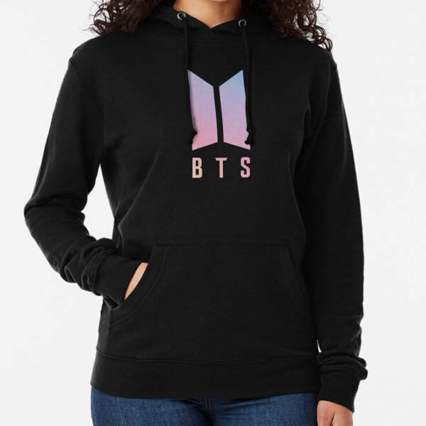 Bts T-shirts , BTS Bangtan Boys Group Members, BTS Group , Korean Music Group, Jungkook, Jimin, Suga, J-hope, V, Rap Monster, Taehyung ,Rm , Jin Lightweight Hoodie