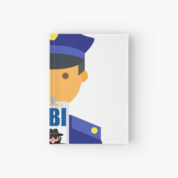 FBI Hardcover Journal