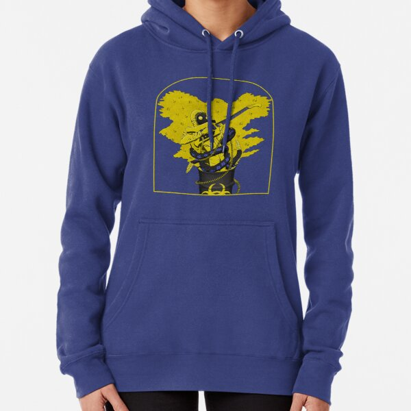 King Gizzard and the Lizard Wizard Flying Microtonal Banana Pullover Hoodie