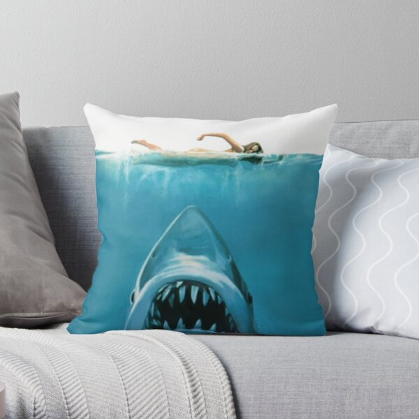 Jaw Movie Coussin