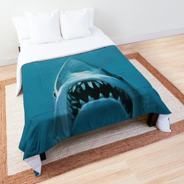 Jaw Movie Comforter