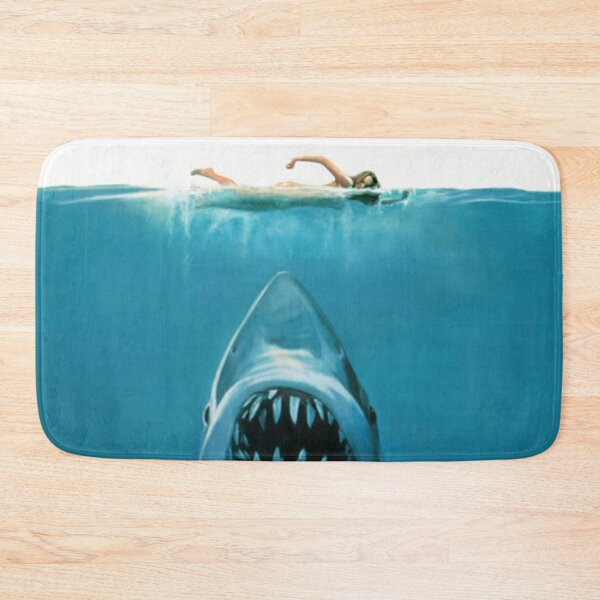 Jaw Movie Bath Mat