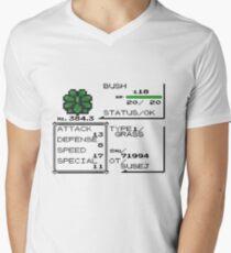 Bushmon lvl18 Men's V-Neck T-Shirt