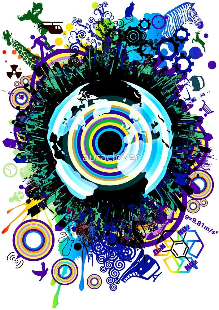 The_World by auraclover