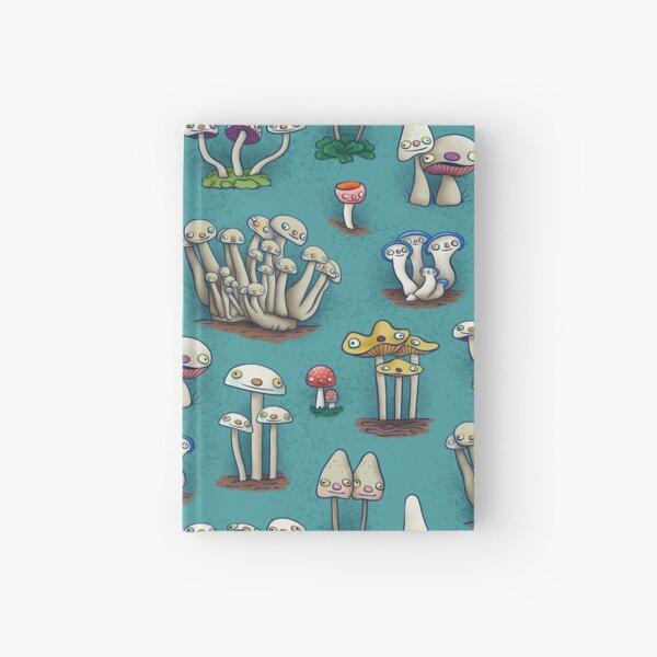 Mushies in Mushville Hardcover Journal