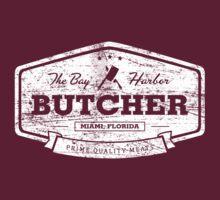The Bay Harbor Butcher (worn look) | Unisex T-Shirt