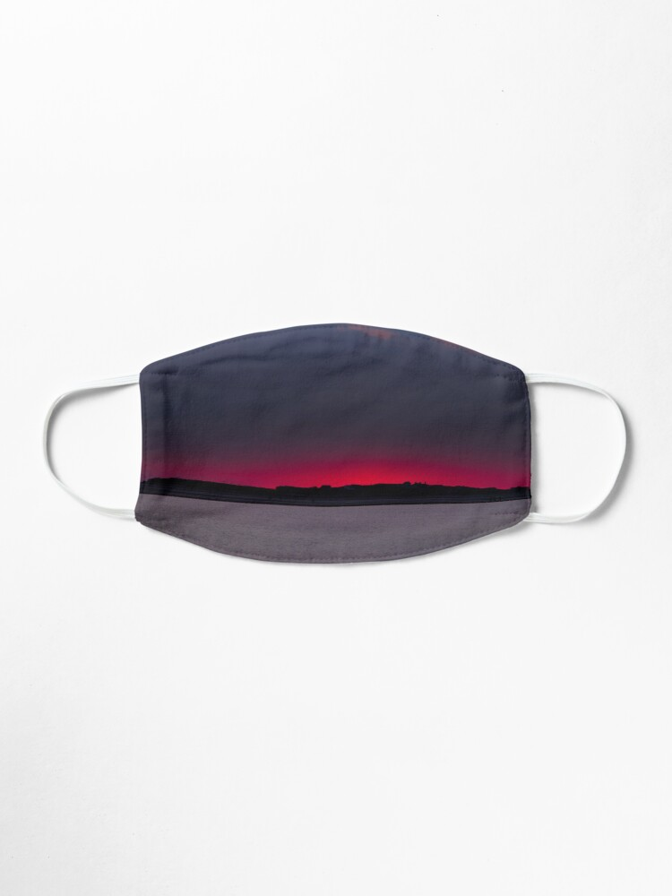 Alternate view of Hilbre Sunset Pink Fire Mask