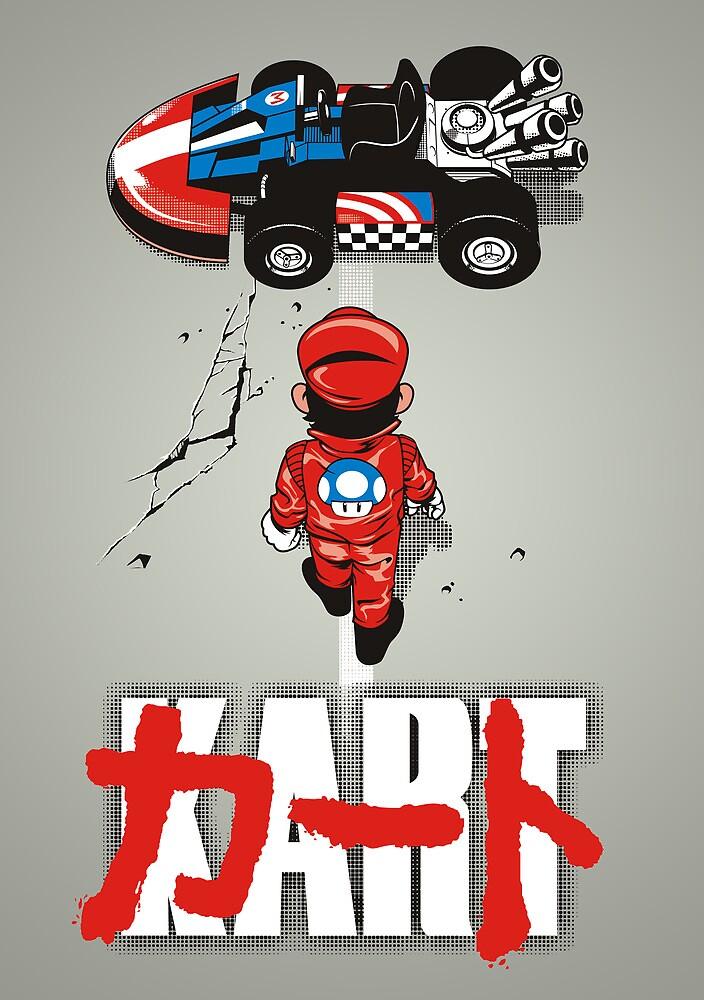 KART by Adams Pinto