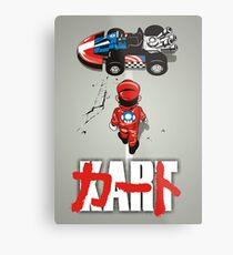 KART Metal Print