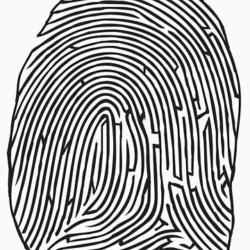 Fingerprint Maze by Sydneyjstevens