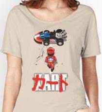 KART Women's Relaxed Fit T-Shirt