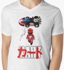 KART Men's V-Neck T-Shirt