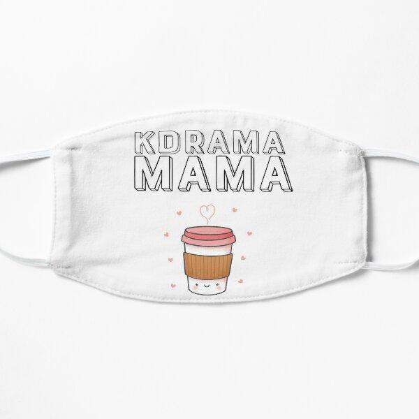 Kdrama Mama Who Loves Coffee or Tea Mask