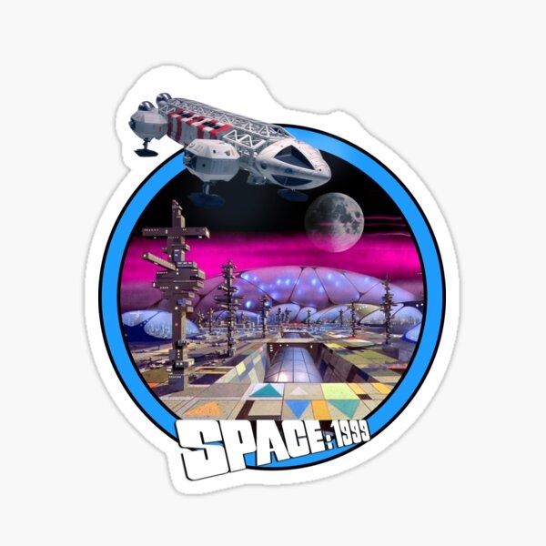 SPACE: 1999 GENERIC 16A Sticker