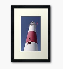 Lighthouse, Portland Bill, Dorset Framed Print