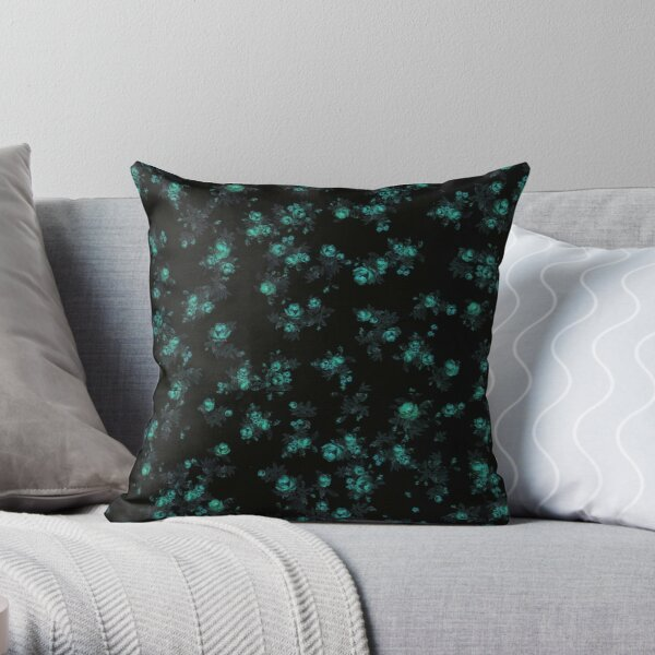 PRETTY NIGHTS Throw Pillow
