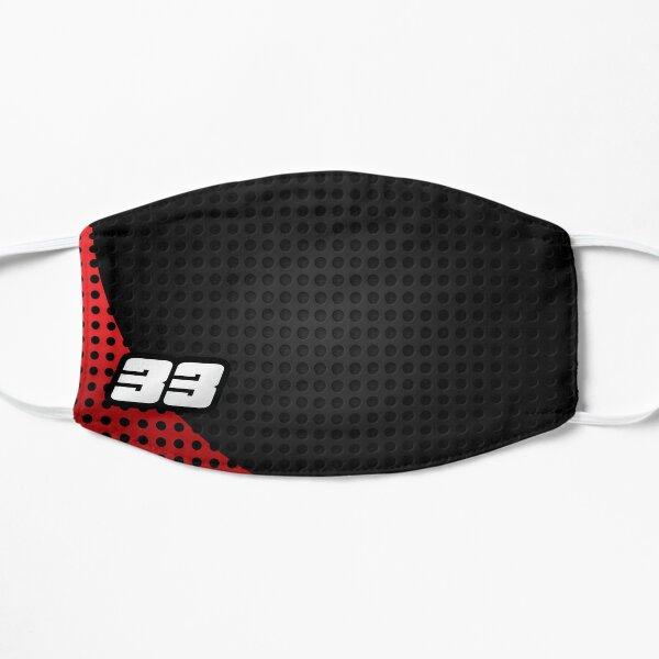 Masque Verstappen 33 - Piste Masque sans plis
