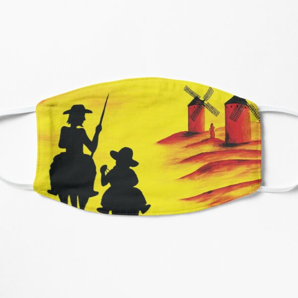 Der Mann von La Mancha Flache Maske
