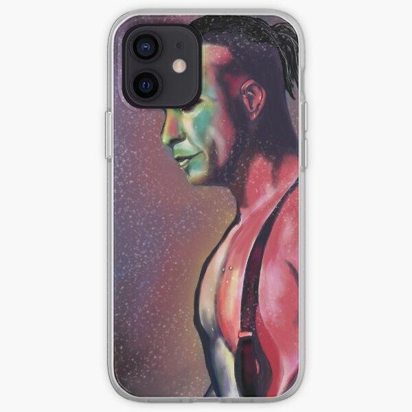 Colourful Till Lindemann iPhone Soft Case