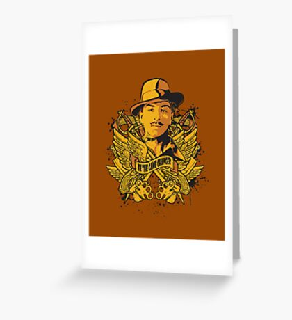 Be the Game Changer Greeting Card