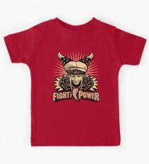 Fight the Power! Kids Tee
